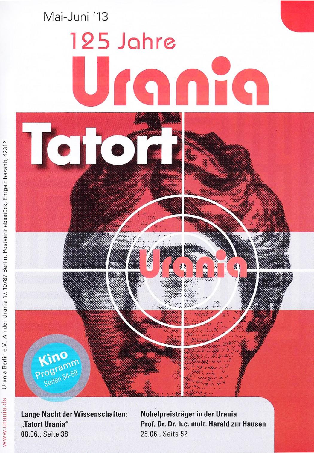 Carmen Thomas bei 125 Jahre Urania 1